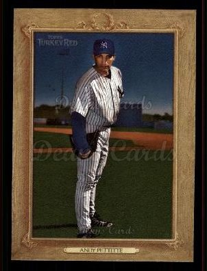 2007 Topps Turkey Red #35  Andy Pettitte