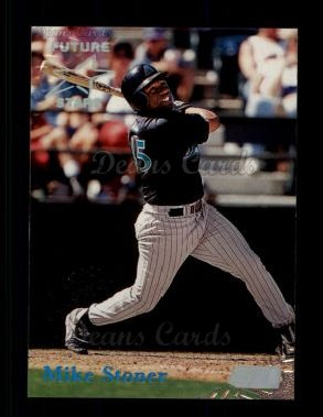 1998 Topps Stadium Club #367  Mike Stoner