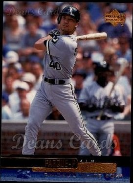 2000 Upper Deck #78  Jim Parque