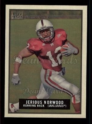 2009 Topps Magic #167  Jerious Norwood