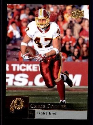 2009 Upper Deck #196  Chris Cooley