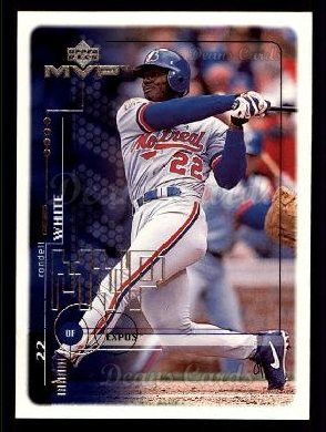 1999 Upper Deck MVP #124  Rondell White