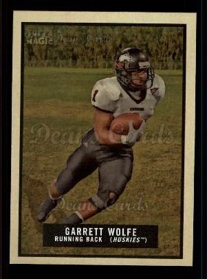 2009 Topps Magic #189  Garrett Wolfe