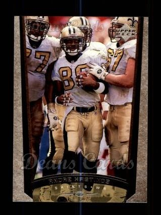 1998 Upper Deck #162  Andre Hastings
