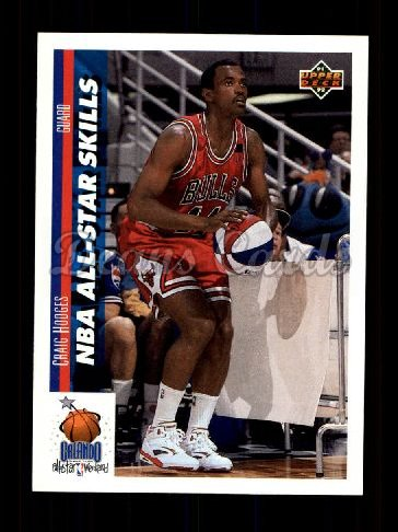 1991 Upper Deck #484  Craig Hodges