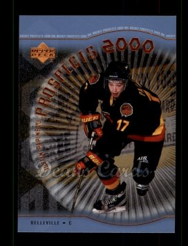 1999 Upper Deck #331  Justin Papineau