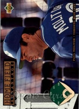 1994 Upper Deck #294  Paul Molitor