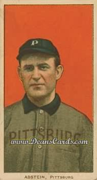 1909 T206 Reprint #4  Bill Abstein