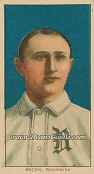 1909 T206 Reprint #23  Emil Batch