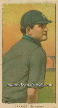 1909 T206 Reprint #68 SID Howie Camnitz