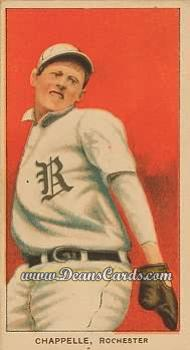 1909 T206 Reprint #80  Bill Chappelle