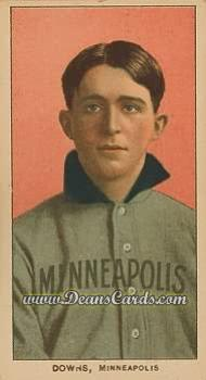 1909 T206 Reprint #146  Jerry Downs