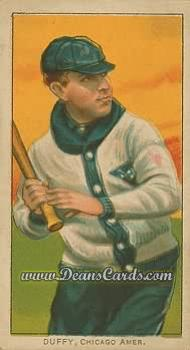 1909 T206 Reprint #153  Hugh Duffy