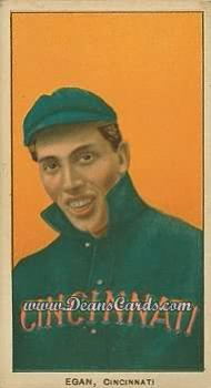1909 T206 Reprint #159  Dick Egan
