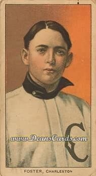 1909 T206 Reprint #178  Ed Foster