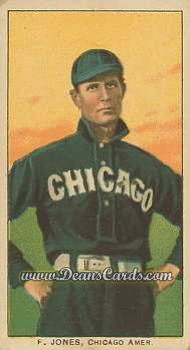 1909 T206 Reprint #238 HIP Fielder Jones