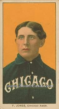 1909 T206 Reprint #239 POR Fielder Jones