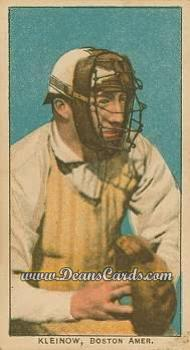 1909 T206 Reprint #255 BOS Red Kleinow