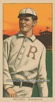 1909 T206 Reprint #299  Billy Maloney