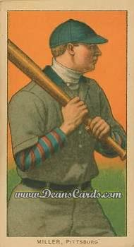 1909 T206 Reprint #337 DAL Molly Miller