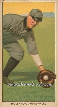 1909 T206 Reprint #348  Dom Mullaney
