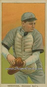 1909 T206 Reprint #357  Tom Needham