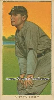 1909 T206 Reprint #368 KNE Charley O'Leary