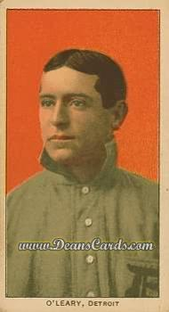 1909 T206 Reprint #369 POR Charley O'Leary