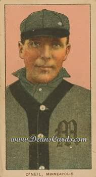 1909 T206 Reprint #370  William O'Neil