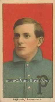 1909 T206 Reprint #391  Jimmy Phelan