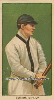 1909 T206 Reprint #423  Larry Schlafly