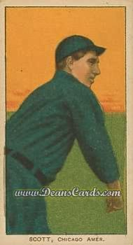 1909 T206 Reprint #432  Jim Scott