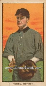 1909 T206 Reprint #508 HOU Foley White