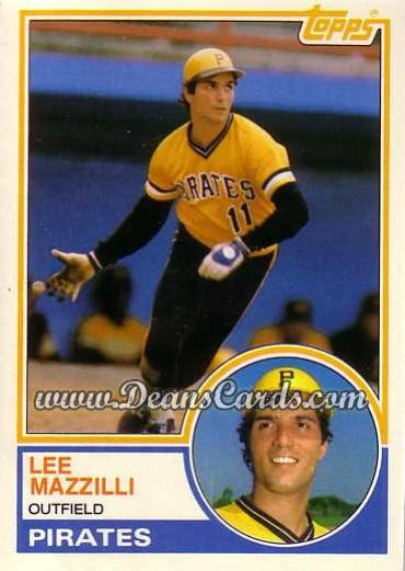 1983 Topps Traded #67 T Lee Mazzilli