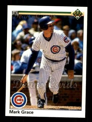 1990 Upper Deck #128  Mark Grace