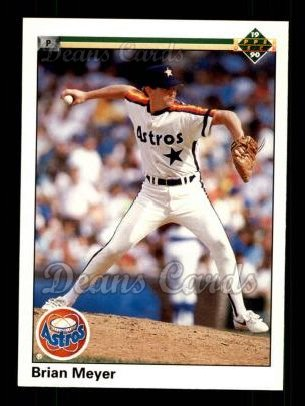 1990 Upper Deck #22  Brian Meyer