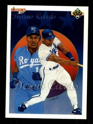 1990 Upper Deck #32   -  Bo Jackson Kansas City Royals Team