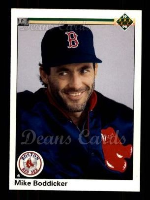 1990 Upper Deck #652  Mike Boddicker