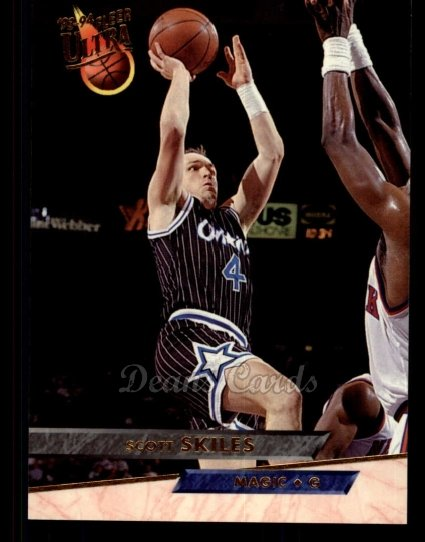 1993 Fleer Ultra #137  Scott Skiles