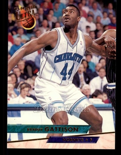 1993 Fleer Ultra #19  Kenny Gattison
