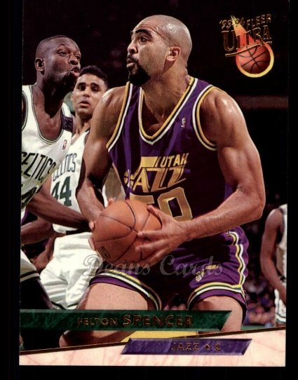 1993 Fleer Ultra #351  Felton Spencer