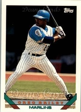 1993 Topps Traded #35 T Greg Briley