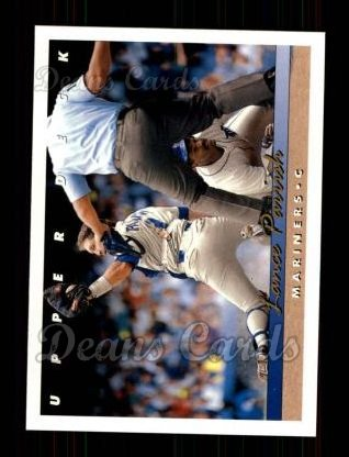 1993 Upper Deck #117  Lance Parrish