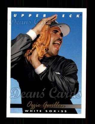1993 Upper Deck #139  Ozzie Guillen
