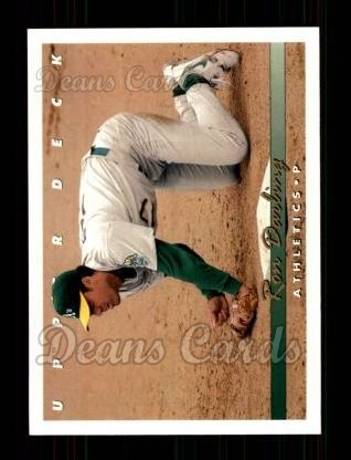 1993 Upper Deck #168  Ron Darling