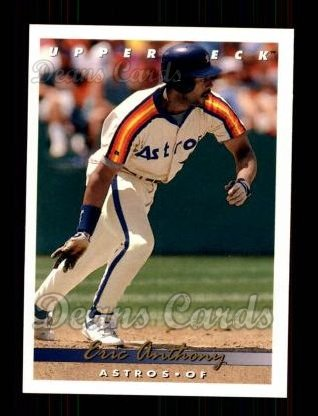 1993 Upper Deck #183  Eric Anthony