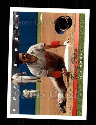 1993 Upper Deck #185  Tony Pena