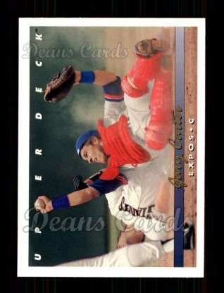 1993 Upper Deck #219  Gary Carter