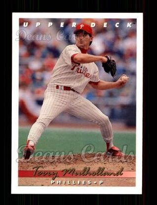 1993 Upper Deck #279  Terry Mulholland
