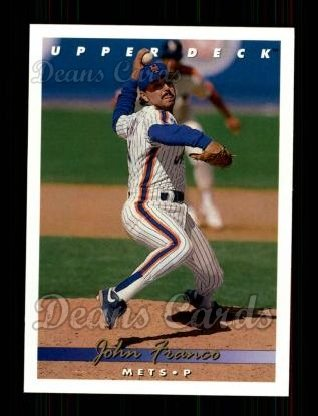 1993 Upper Deck #321  John Franco